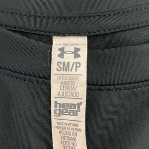 Under Armour Tops - Under Amour heat gear long sleeve mesh back top